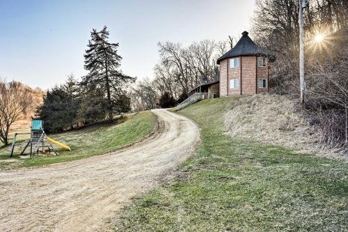 Photo of Hidden Cabin with 200 Acres about 10 Miles to State Park!
