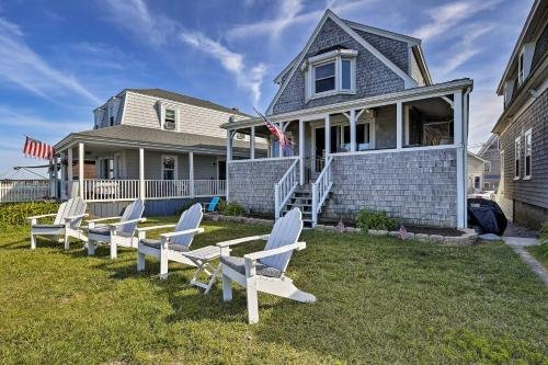 Photo of Oceanfront Cape Cod Home with Porch, Yard and Grill!