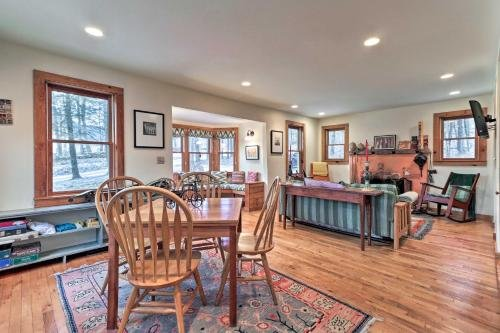 Photo of Cozy Monterey Home with Porch Walk to Lake Garfield