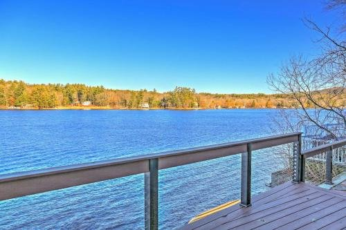 Photo of Waterfront Lake Buel Cottage 7 Mi to Monument Mtn