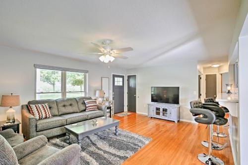 Photo of Modern Excelsior Springs Home with Deck and 3 Acres!