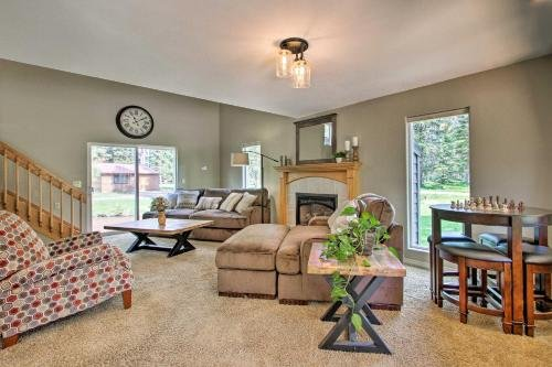 Photo of Creekfront Lincoln Home, Steps from Downtown!