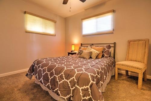 Photo of Renovated Carson City Duplex with Backyard and Patio
