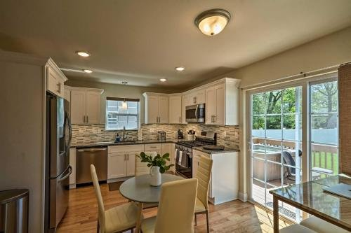Photo of Long Branch Home with Hot Tub - Walk to Beach!