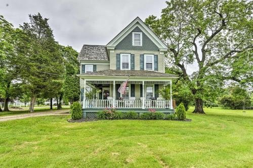 Photo of Horse-Friendly Williamstown Farmhouse by Main St!