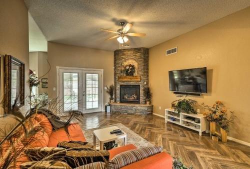 Photo of Santa Teresa Home with Private Patio Mins to El Paso