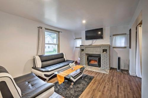 Photo of Gloversville Apartment with Fireplace and Essentials!