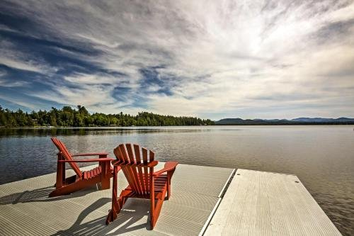 Photo of Restored Historic Lakefront Home with Panoramic Views