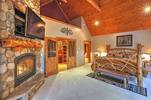 Photo of Luxury Lake Placid Home with Pool and Mountain Views!