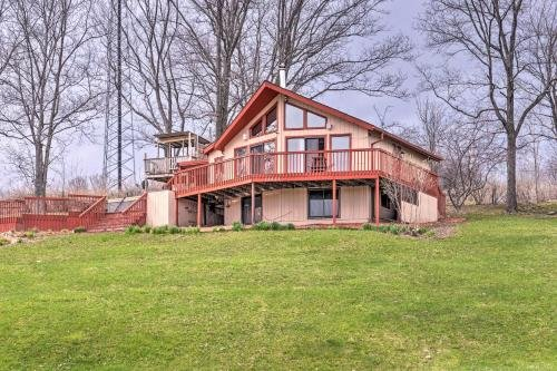 Photo of Family Home with Hot Tub 2 Minutes to Swain Resort!