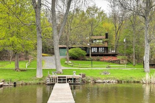 Photo of Wolcott and Port Bay Lakehouse Your Haven on the Bay!