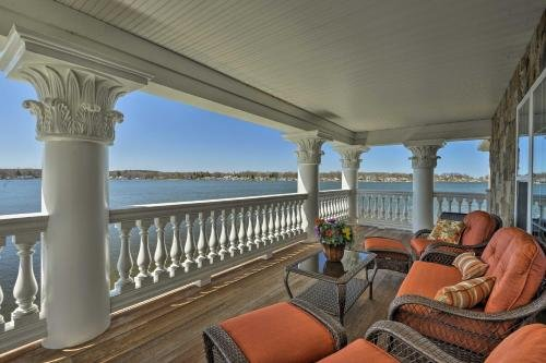 Photo of Private Port Bay Retreat with 3 Decks, Dock and Patio!