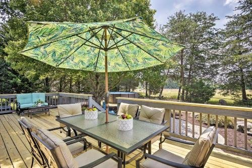 Photo of 1-Acre Family Home with Pool about 11 Mi to Greensboro