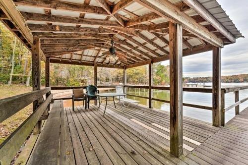 Photo of Pet-Friendly Lake Norman Cottage Swim, Boat, Fish