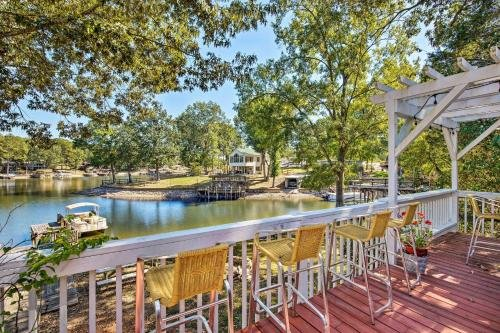 Photo of Waterfront Home on Badin Lake with Large Deck!