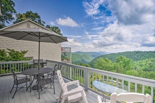 Photo of Roaring Gap Resort Home with Panoramic Views!