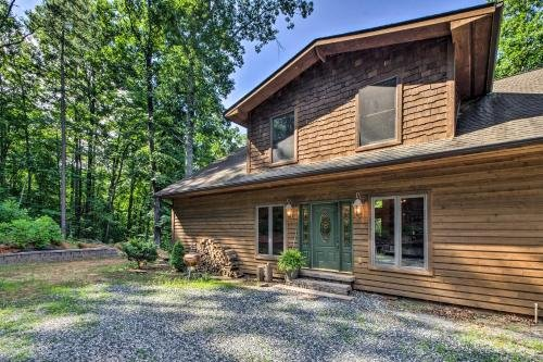 Photo of Tryon House with Hot Tub - Near Equestrian Centers!