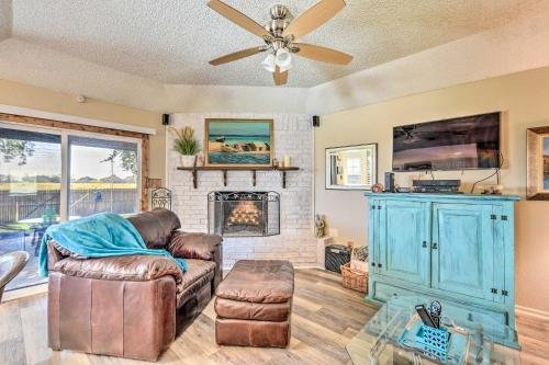 Photo of Abilene Home with BBQ and Pvt Yard, 1 Mi to ACU!