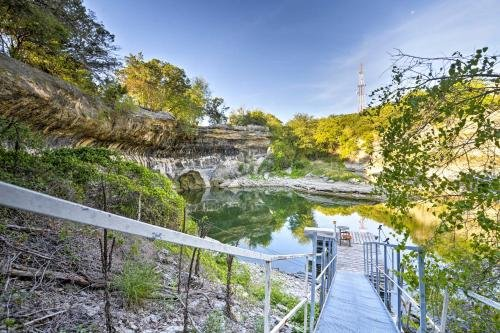 Photo of Waterfront Retreat with Dock Access on Lake Whitney!