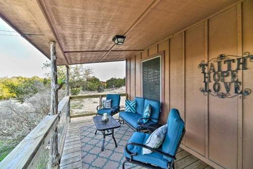 Photo of Spacious, Private and Peaceful Hill Country Retreat