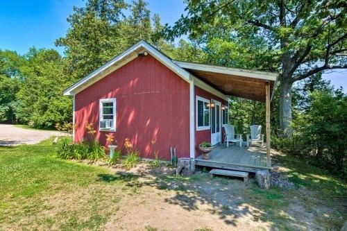 Photo of Rustic Lake House on Lake Champlains Barney Point