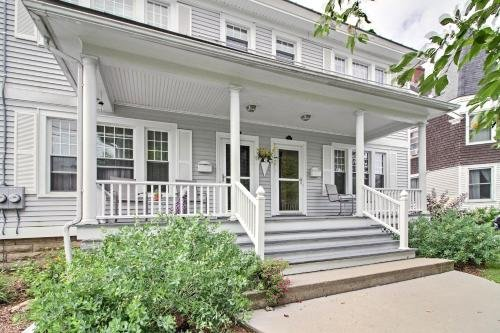 Photo of Spacious Rutland Townhome with Fire Pit- Walk to Town