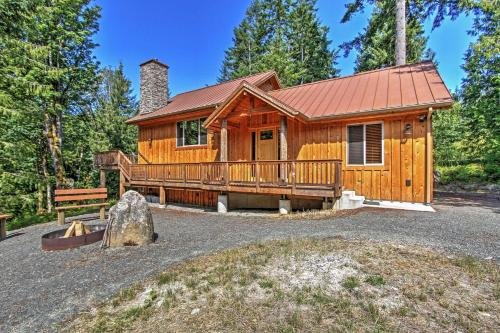Photo of Right Arm Ranch Family Cabin in Port Angeles!