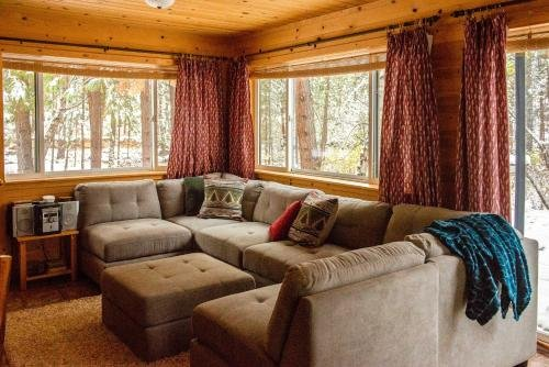 Photo of Romantic Riverfront Cottage - 1 Mile to Winthrop!