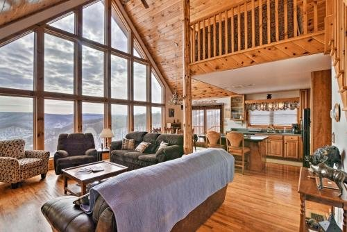 Photo of Mountaintop Chalet- 15 Min to Snowshoe Resort