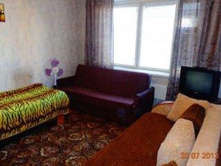 Фото отеля 1-комнатная квартира