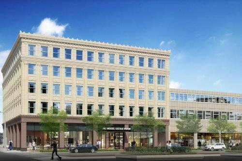 Photo of AC Hotel Little Rock Downtown