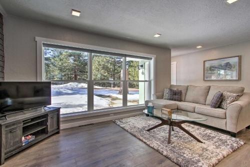 Photo of Modern, Updated Home in Wooded Helena Setting