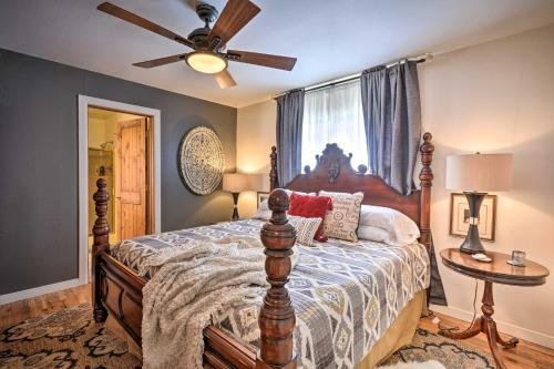 Photo of Pet-Friendly Clovis Home with Yard, Pergola and Hot Tub