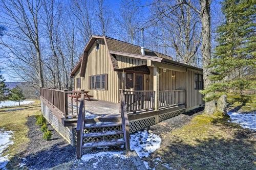Photo of Peaceful Woodsy Cabin by Hiking, Lakes and Vineyards
