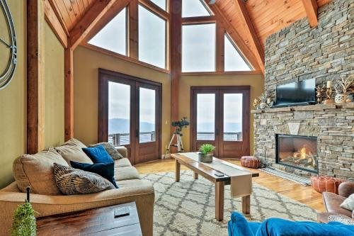 Photo of The Barn House Caldwell Mtn Retreat with Hot Tub!