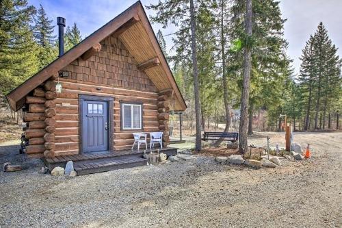 Photo of Peaceful Kootenai Cabin - Unplug in the Mtns!