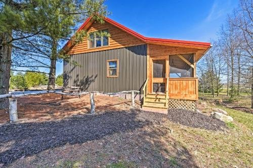 Photo of Honey House Cabin - A Quiet Countryside Retreat!