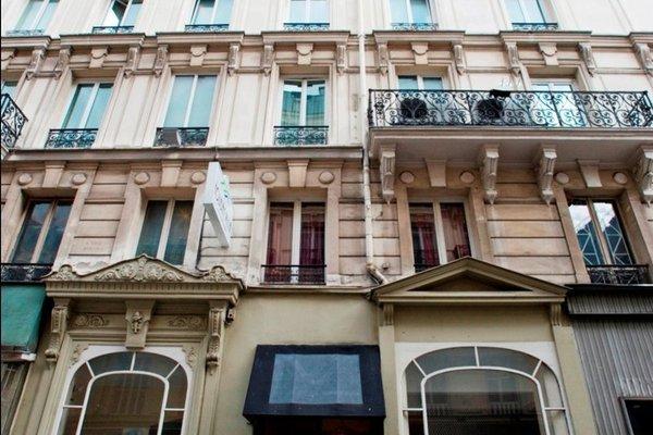 Hotel Villa Lafayette Paris IX - фото 13