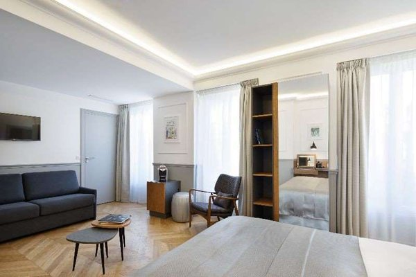 Hotel Villa Lafayette Paris IX - фото 4
