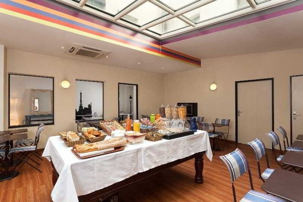 Hotel Villa Lafayette Paris IX - фото 9