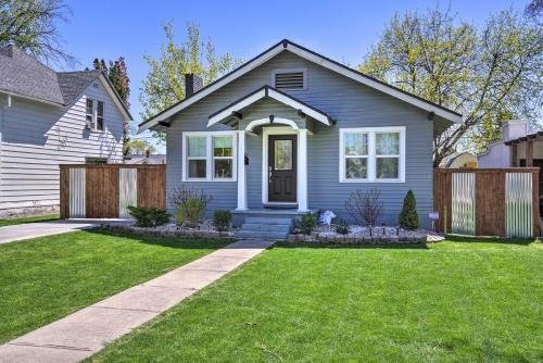 Photo of Cute Home in Downtown Nampa with Patio and Yard!