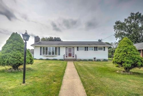 Photo of Cozy Parker House with Deck and Spacious Yard!