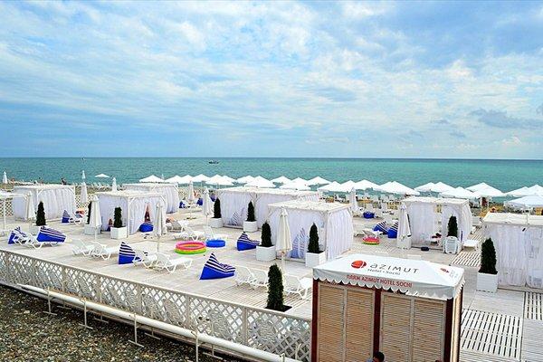 АЗИМУТ Отель Сочи - фото 18