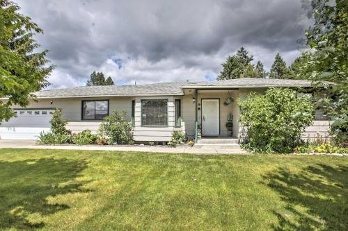 Photo of Ranch-Style Home Less Than 10Mi to Lake Coeur dAlene