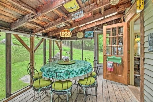 Photo of Rustic-Chic Cottage with Yard and Grill - Near Hiking!