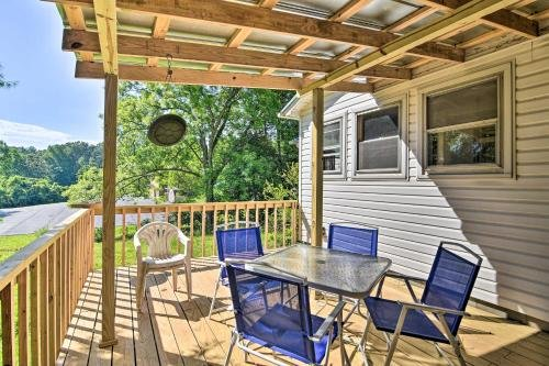 Photo of Quaint Cottage with Deck Near Tryon Equestrian Center