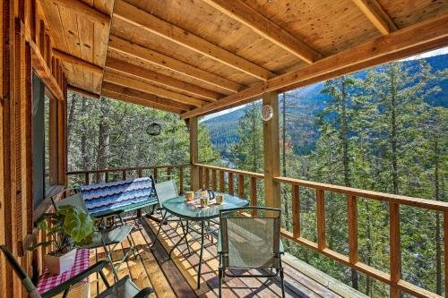 Photo of Yaak River Hideaway Private Cabin with Deck and Views