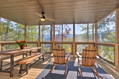Photo of Reclusive Mountaintop Home with Stunning Views!