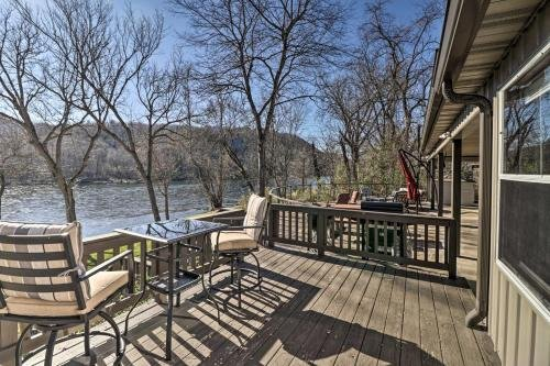 Photo of White River Fishing Escape with Deck and Patio!