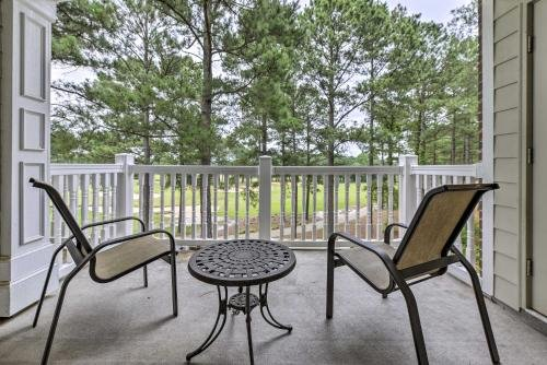 Photo of Spring Lake Anderson Golf Club Condo with Pool Access